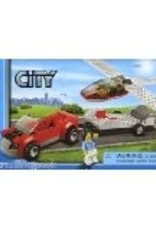 Lego City 4442 Virgin Atlantic Exclusive Set