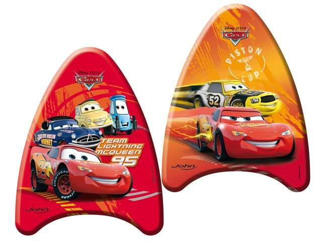 Disney Cars Cars Plank Zwemplank