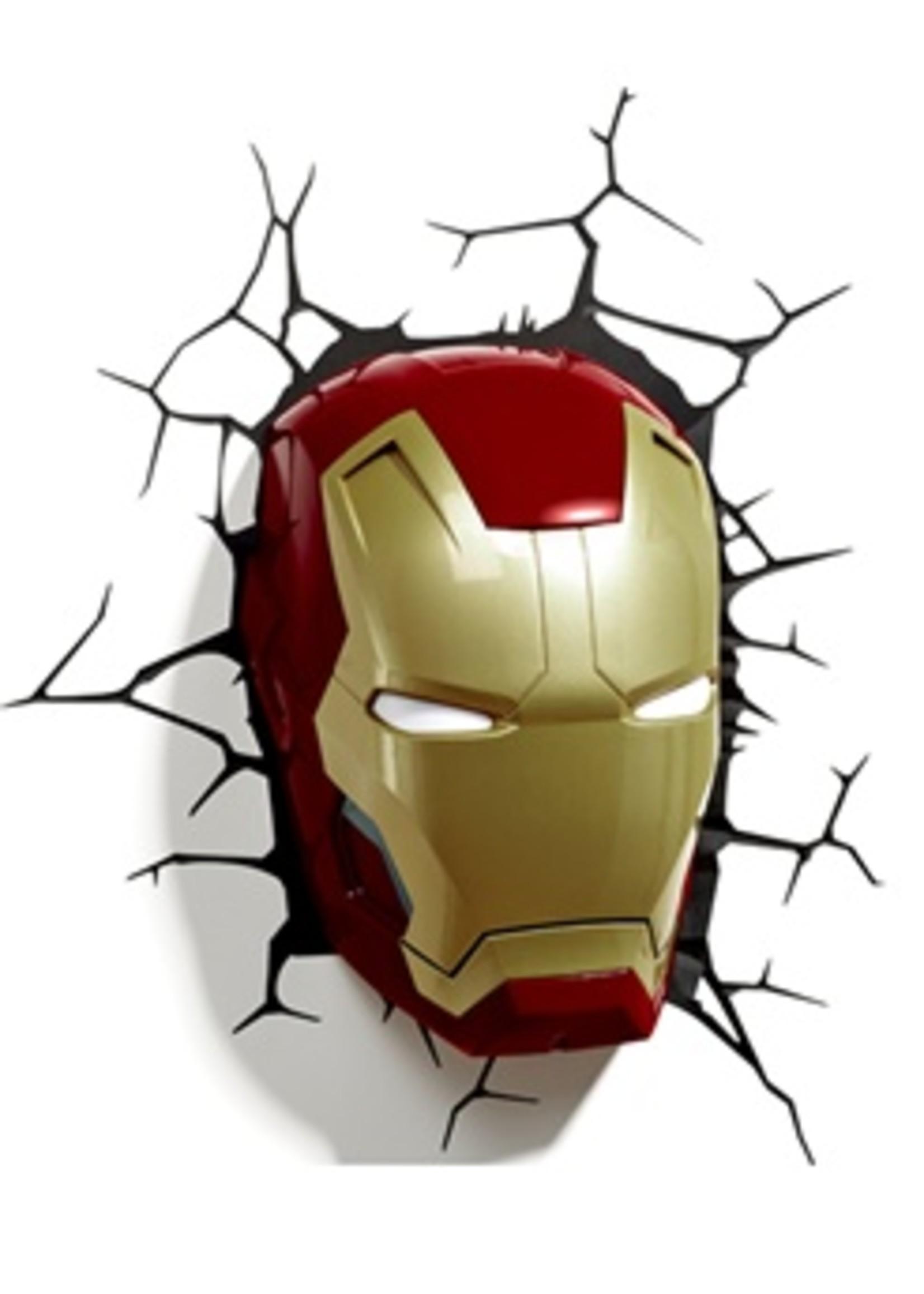 Iron Man Lamp Marvel