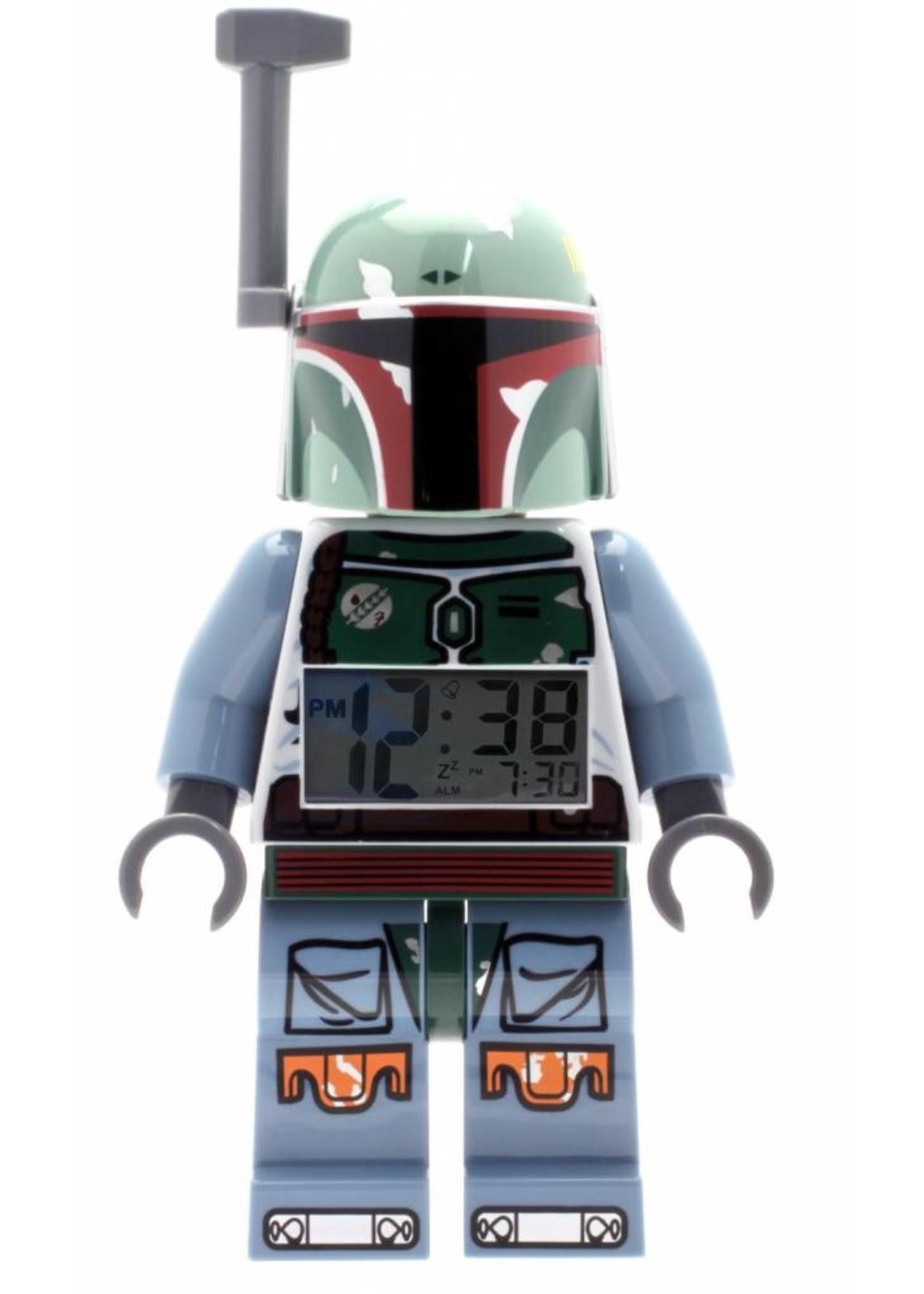 Lego Star Wars Boba Fett Klok Alarm