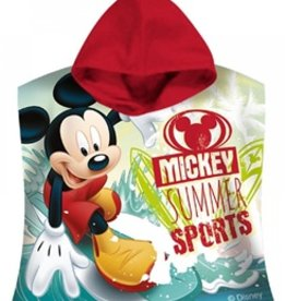 Mickey MousePoncho Handdoek Sports
