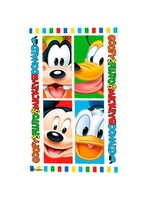 Mickey Mouse Handdoek Goofy Pluto Donald
