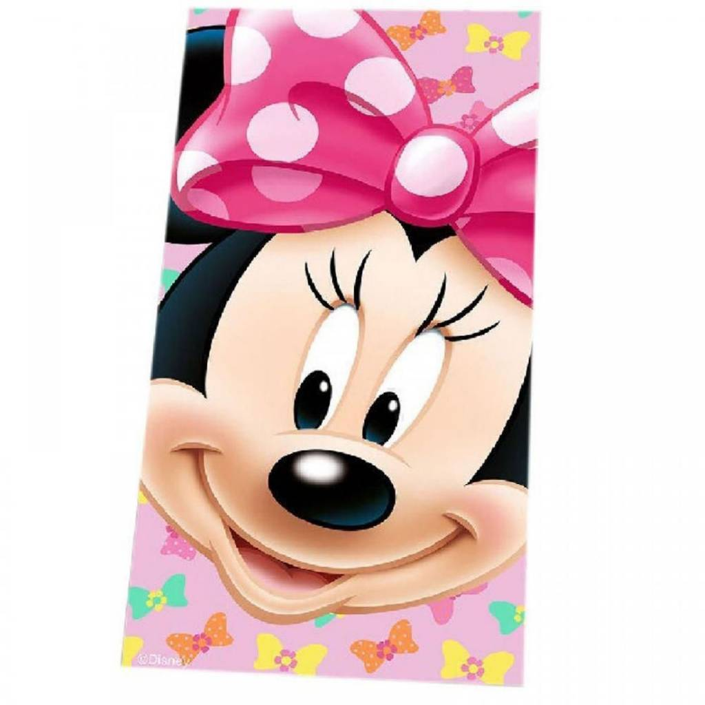 Minnie Mouse Handdoek