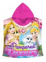 Disney Princess Princess Poncho Handdoek Palace