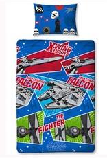 Star Wars Star Wars Dekbedovertrek VII Craft Doppel