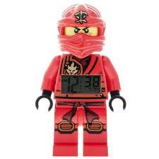 Lego  Ninjago Klok Wekker Kai