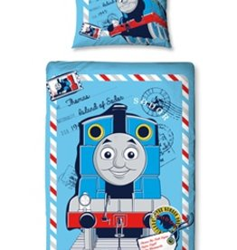 Thomas de Trein Fisher Price Thomas Junior Dekbedovertrek Post