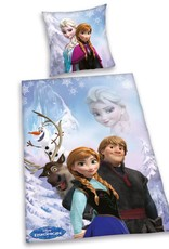 Frozen Dekbedovertrek Flanel