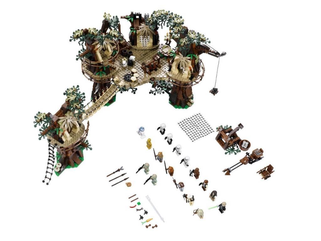 Lego Lego 10236 Star Wars Ewok Village
