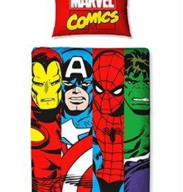 Marvel Dekbedovertrek Junior 120x150