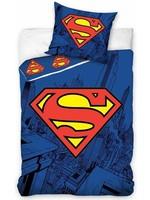 Superman Dekbedovertrek 140x200 Katoen