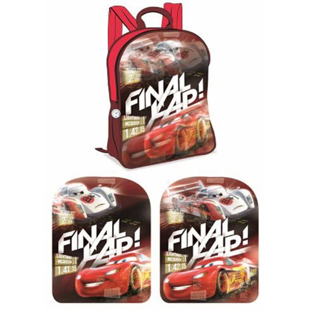 Disney Cars Cars Final Lap Rugtas 3D