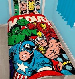 Marvel Dekbedovertrek Comics Strike