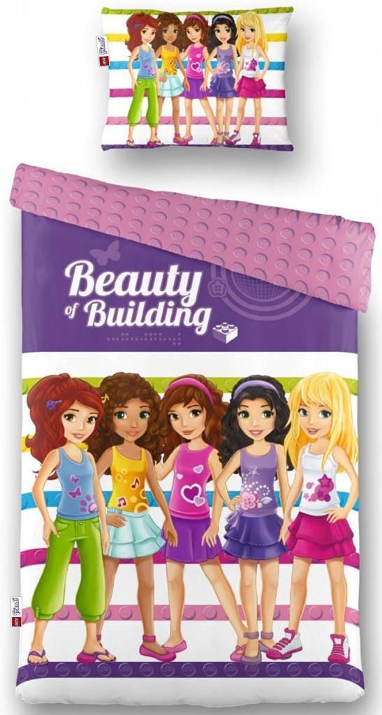 Lego Lego Friends Dekbedovertrek