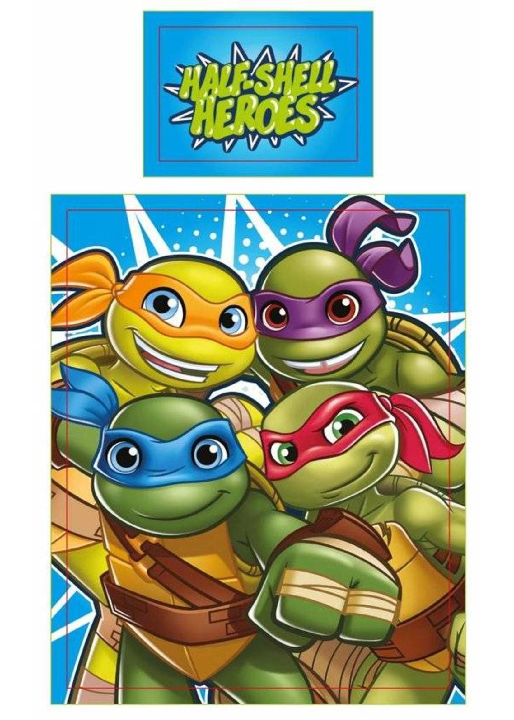 Teenage Mutant Ninja Turtles Dekbedovertrek Junior