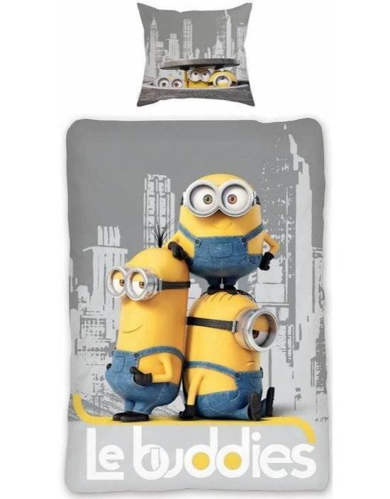 Minions Movie Dekbedovertrek