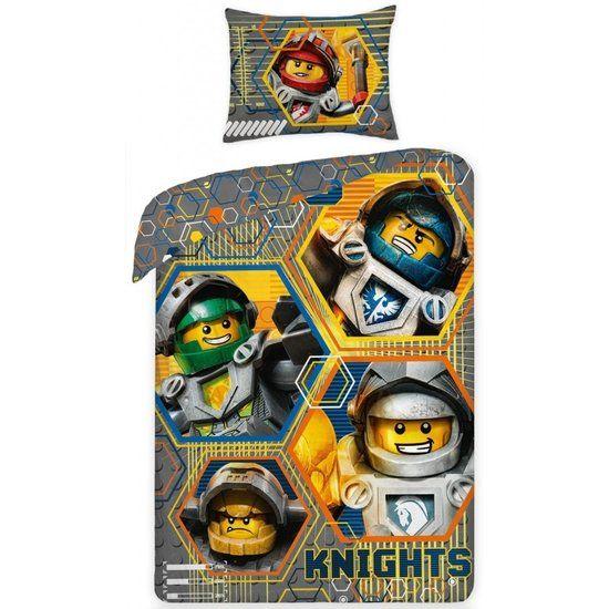 Lego Lego Nexo Knights dekbedovertrek