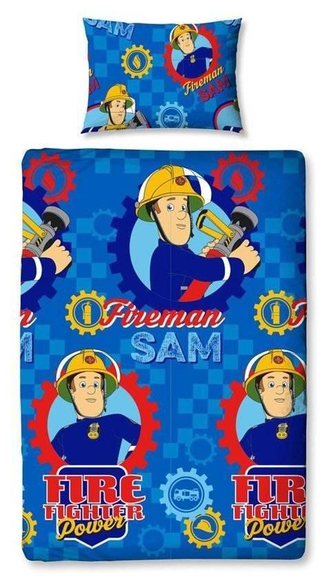 Brandweerman Sam Brandweerman Sam Dekbedovertrek