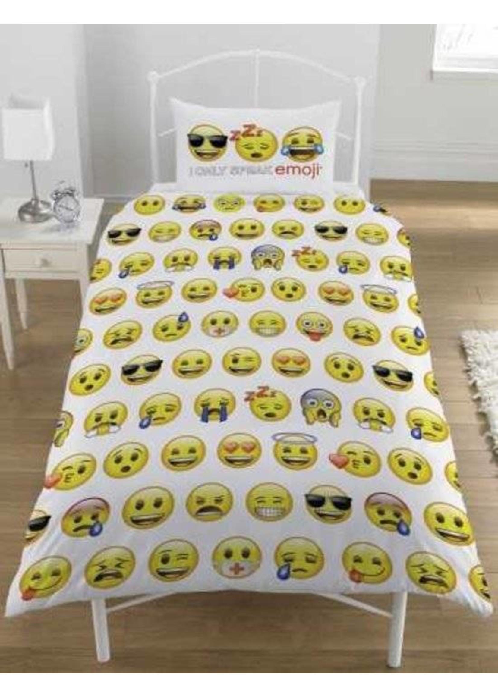 Emoji Emoji Smiley Dekbedovertrek