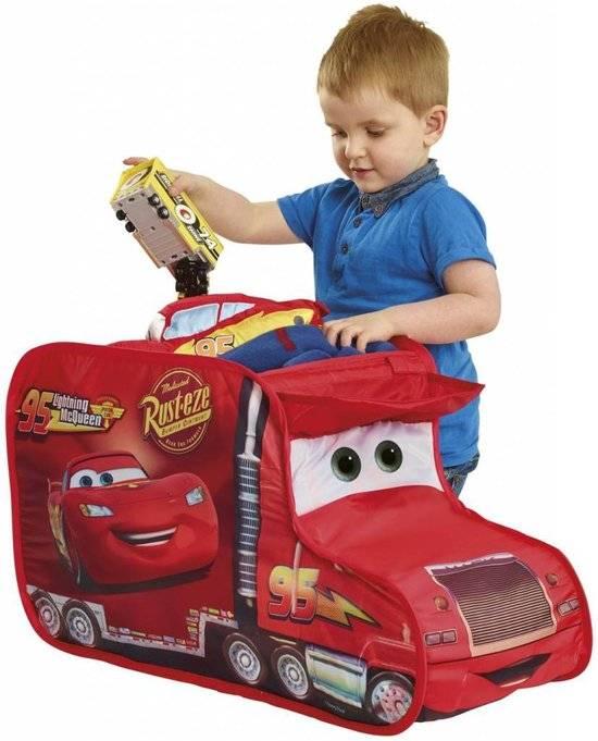 Disney Cars Cars Pop Up Storage Speeltent