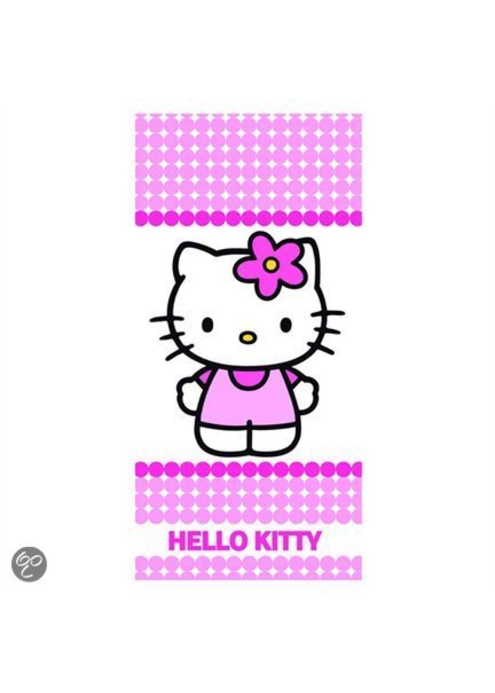 Sanrio  Hello Kitty Handdoek Stipje