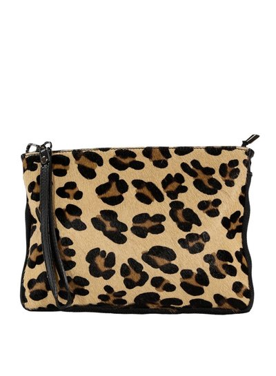Carelli Italia Hippe Clutch Sassari Panterprint Small