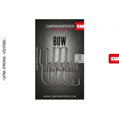 CW Bow Hook Size 4