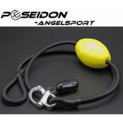 Poseidon Angelsport boat holder speed release yellow