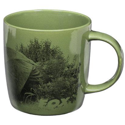 Fox ceramic mug 330ml