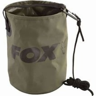 Fox collapsible water bucket large 10l