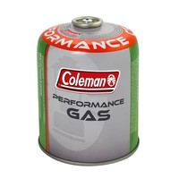 Coleman perfomance gas c500