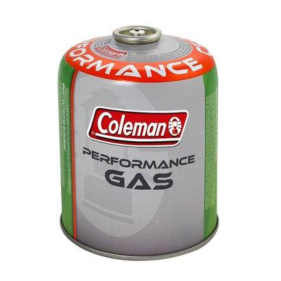 Coleman perfomance gas c500