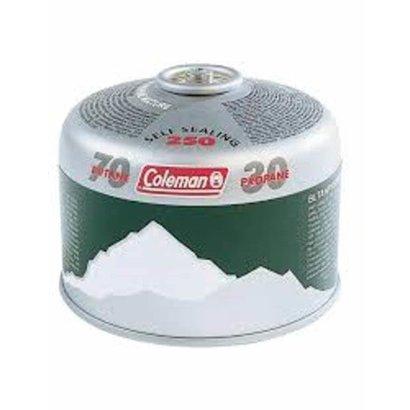 Coleman winter gas c250