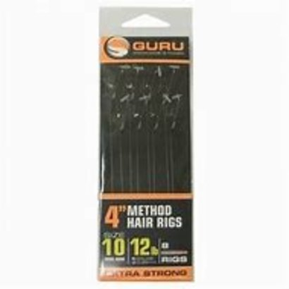"guru 4"" method hair rigs"
