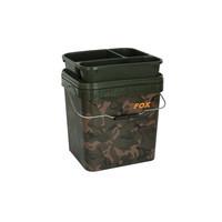 Fox square bucket insert 17liter