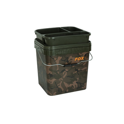 Fox square bucket insert 17liter
