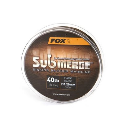 Fox Submerge Sinking Braid 300M