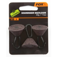 Fox Edges Downrigger Backleads