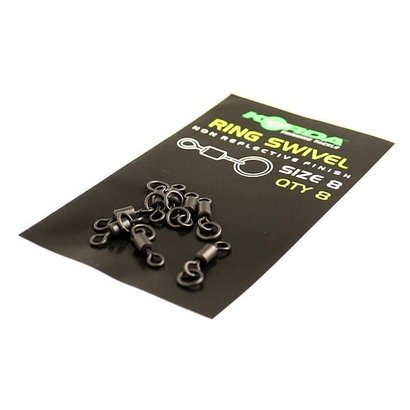 Korda Ring Swivels Size 8