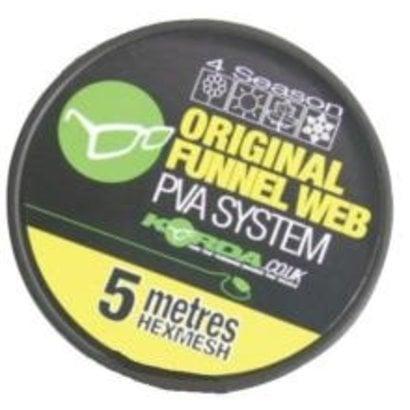Korda Original Funnel Web PVA System Refill