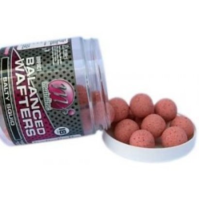 Mainline High Impact Salty Squid Balanced Wafters 15mm