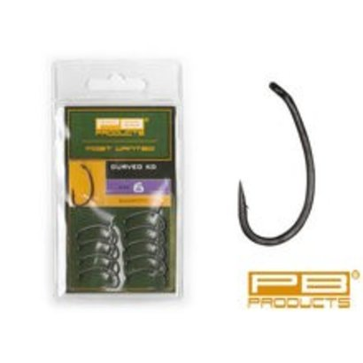 PB Products Curved KD Hook