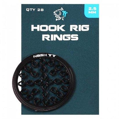 Nash Hook Rig Rings
