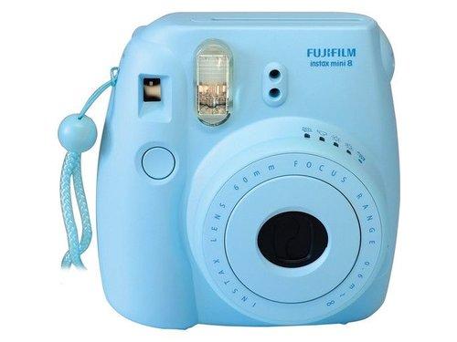 Аренда Fuji Instax Mini 8 голубой