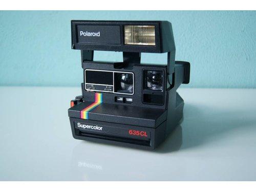 Фотоаппарат Polaroid Supercolor 635CL