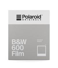 Polaroid 600 кассета черно белая