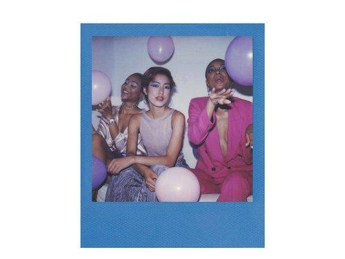 Картридж для Polaroid 636 с цветной рамкой