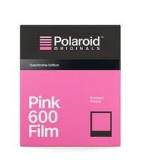 Черно розовая пленка Polaroid 600