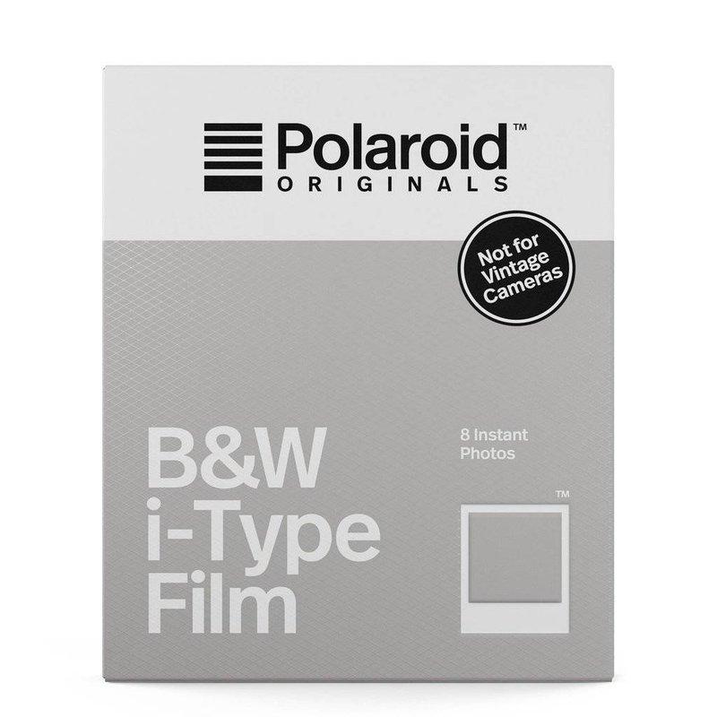 Ч/б кассета Polaroid Originals i-Type