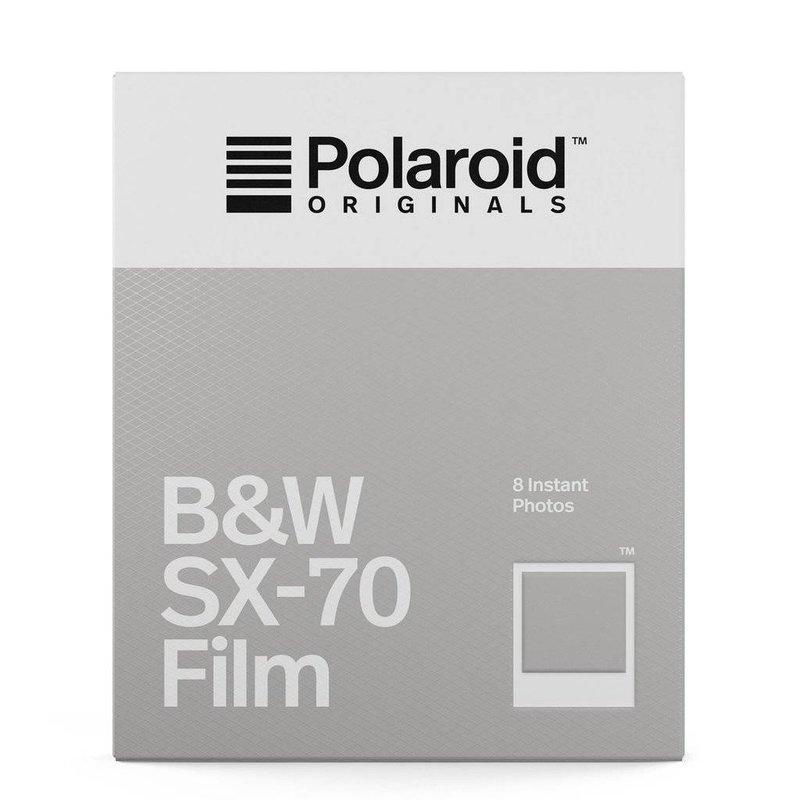Пленка Polaroid SX-70 Черно-белая